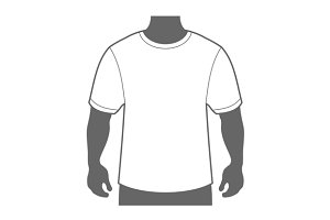 Blank T-shirt Set