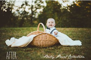 Baby Preset Collection Outdoor