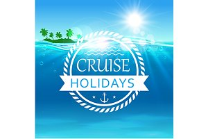 Cruise Holidays poster