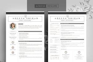 Modern Resume Template | Shihab