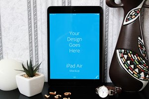 Apple iPad Display Mock-up#65