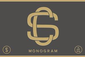 CS Monogram SC Monogram