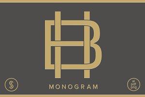 BH Monogram HB Monogram