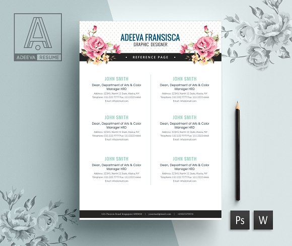 best vintage resume template contemporary simple resume office - Vintage Resume Template