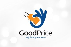 Good Price Logo Template