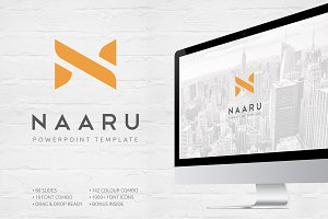 Naaru - PowerPoint Template