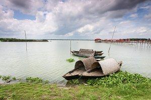 Boat in Bangladesh