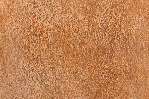 Rust texture as metal plate