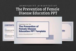 Female Disease Education PPT