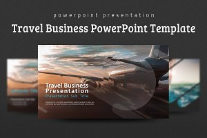 Travel Business Powwerpoint Template