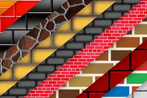40+ Brick & Wall Patterns