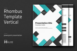 Folder vertical ppt template presentation templates creative market note powerpoint template vertical toneelgroepblik Image collections