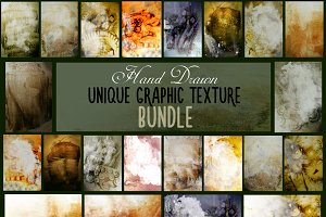 Unique Graphic Texture BUNDLE