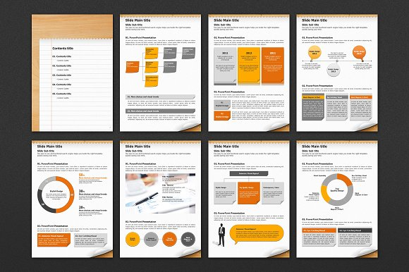 Note powerpoint template vertical presentation templates note powerpoint template vertical presentation templates creative daddy toneelgroepblik Images