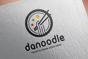 Noodle Logo Template
