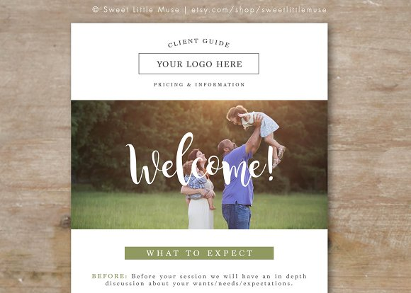 Photography Email Template ~ Email Templates ~ Creative Market