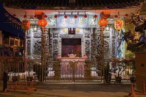 Choo Chay Keong Temple, Penang