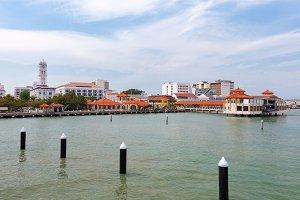 Penang Ferry Terminal, Malaysia