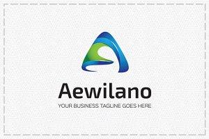 Aewilano Logo Template