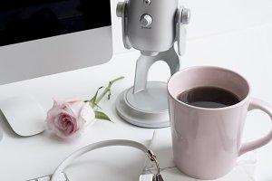 Styled Deskscape, Podcast