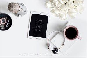 Styled Stock Image | Ipad Mockup