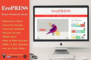 EcoPRESS -  Magazine / News / Blog