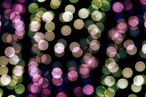 Light Blur Dots