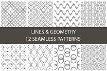 Lines & Geometry Patterns