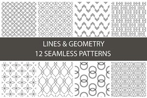 Lines & Geometry Patterns