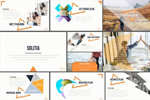 Solitia Creative Powerpoint Template
