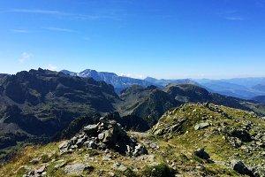 Paix à la montagne