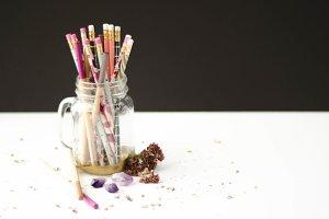 Pencils and Crystals