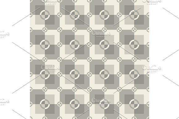 Gray and white pattern. Vector - Patterns