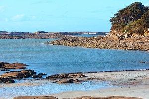 Pink Granite Coast (France)