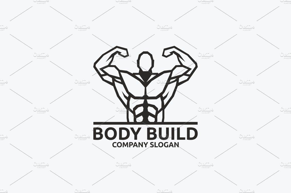 Body Building ~ Logo Templates ~ Creative Market