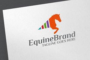 Equine Brand Logo