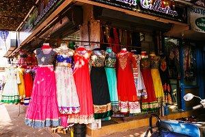 dresses, India