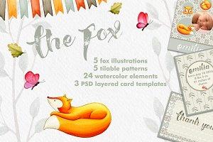 The Fox - Mini Collection