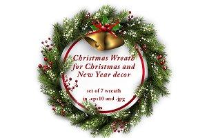 Christmas Wreath for Christmas decor