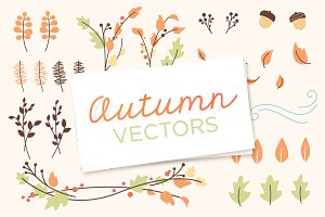 Autumn Vectors