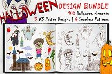 Halloween Design Bundle