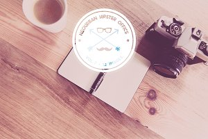 Neourban Hipster Office Vol. 7 (12x)