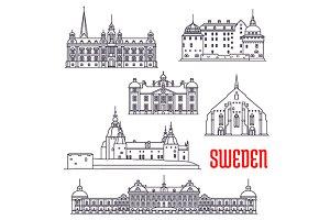 Landmarks of Sweden