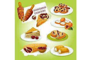 Eastern european cuisine desserts