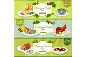 British cuisine national dishes