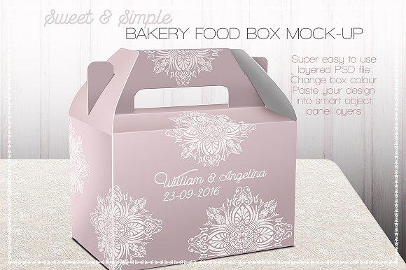 Free Takeaway Party Food Box