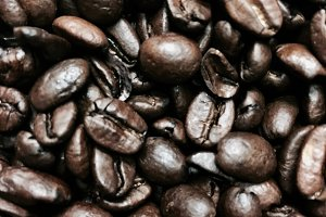 Rich Coffee Beans
