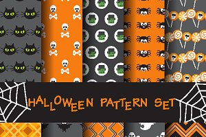 20 Halloween patterns