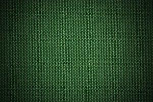 Dark Green Textile Background