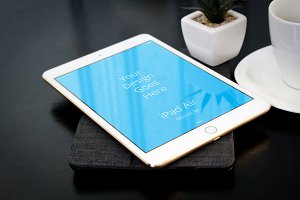 Apple iPad Display Mock-up#73